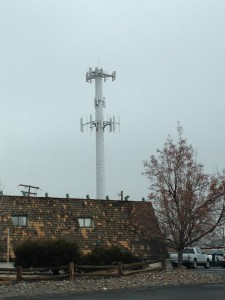 cell site - Glendale & Industrial