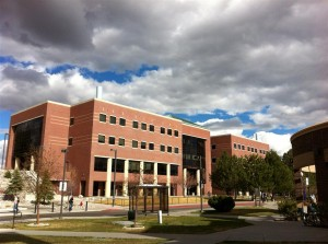 Verizon Wireless University of Nevada, Reno cell site - William J. Raggio Building